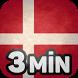 Naučite danski u 3 minute