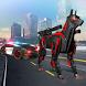 US Police Transform Robot Car Cop Dog: Robot game by Kick Time Studios