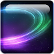 Beautiful Spiral Galax Live WP by Lucky Wallpapers