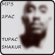 All Songs 2Pac (Tupac Shakur) by lieder und texte