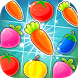 Bunny Forest Fruit Charms - Free Match 3 Game by Matchicard Games
