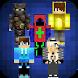 Game Skins for Minecraft PE by MineBuilder.Studioz