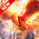 Phoenix Wallpaper by Pinza