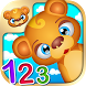 Cyferki - nauka dla dzieci by 123 Kids Fun Apps - Educational apps for Kids