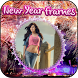 New Year Photo Frames by Selfie Studios