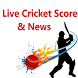 Live - Cricket Score & News 2017 by Dhurandhar apps