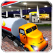 Oil Tanker Transporter Truck by Subway Seasons