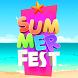 Summer Festival Invitations by Popular Invitations