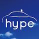 TAXI HYPE - La première flotte de taxis hydrogène