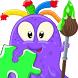 Coloring Pages and Puzzles Kid by CrazyHappyGame