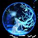 (FREE)Deer Night Sky Luancher Theme by Hello Keyboard Theme