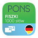 Fiszki PONS - 1000 słów niemieckich