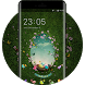 Fairytale Anime Wallpaper Cute Bird Green Nature by Mobo Theme Apps Team