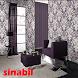 Living Room Wallpaper Design