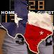 Texas High School Football by QuaeScientia.com