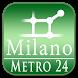 Milan (Metro 24) by Dmitriy V. Lozenko