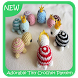 Adorable Tiny Crochet Pattern by Bloodthorn