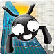 Stickman Base Jumper by Djinnworks GmbH