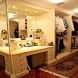 dressing table models by bluewater dev