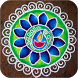 Simple Rangoli Design 2016 by Pinup