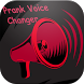 Funny voice changer duringcall by xappx