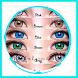 Eye Contact Lenses Color