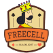 FreeCell Solitaire (Unreleased) by BlackLight Studio Works