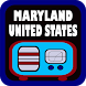 Maryland USA Radio by Enkom Apps