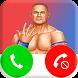 Fake Call From John Cena by Fake Call 2017