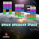 Brick Breaker Space by funappdev