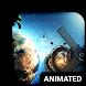 Satellite Animated Keyboard