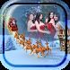 Christmas Photo Frames by Ketch Frames