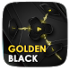 Golden Black Theme by 2016 Amazing Themes
