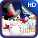 Cute Snowman Live Wallpaper HD by Dream World HD Live Wallpapers