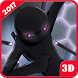 Warrior Stickman Fighter 3D by Logix Tech