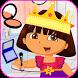 Little Dora Dress Up Adventure by Katcatapps