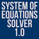 Equation Solver (System, 3&2) by Scappy Apps