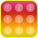 Folding Keypad Lock Screen by Smart Mobile Lin