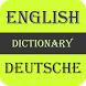 English To German Dictionary by Caliber Apps