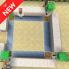 Redstone Creations MCPE map by Fisher Studio
