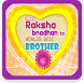 Raksha Bandhan Greeting Cards by Shakti Infotech