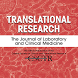 Translational Research by Elsevier Inc