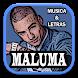 Musica Maluma Letras by Musica de fan Oliver