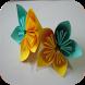 origami flower tutorials by Harumando