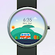 Happyday Watch Face For Wear by Acorns Studio