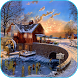 Winter Mountain House LWP 3D
