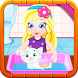 Baby Sofia White Kitty by Casual App Games
