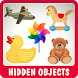 Funny Toys Hidden Objects by OFI Games