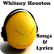 Whitney Houston Songs & Lyrics by andoappsLTD