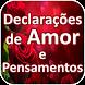 Declarações de Amor e Pensamentos by 1000apps